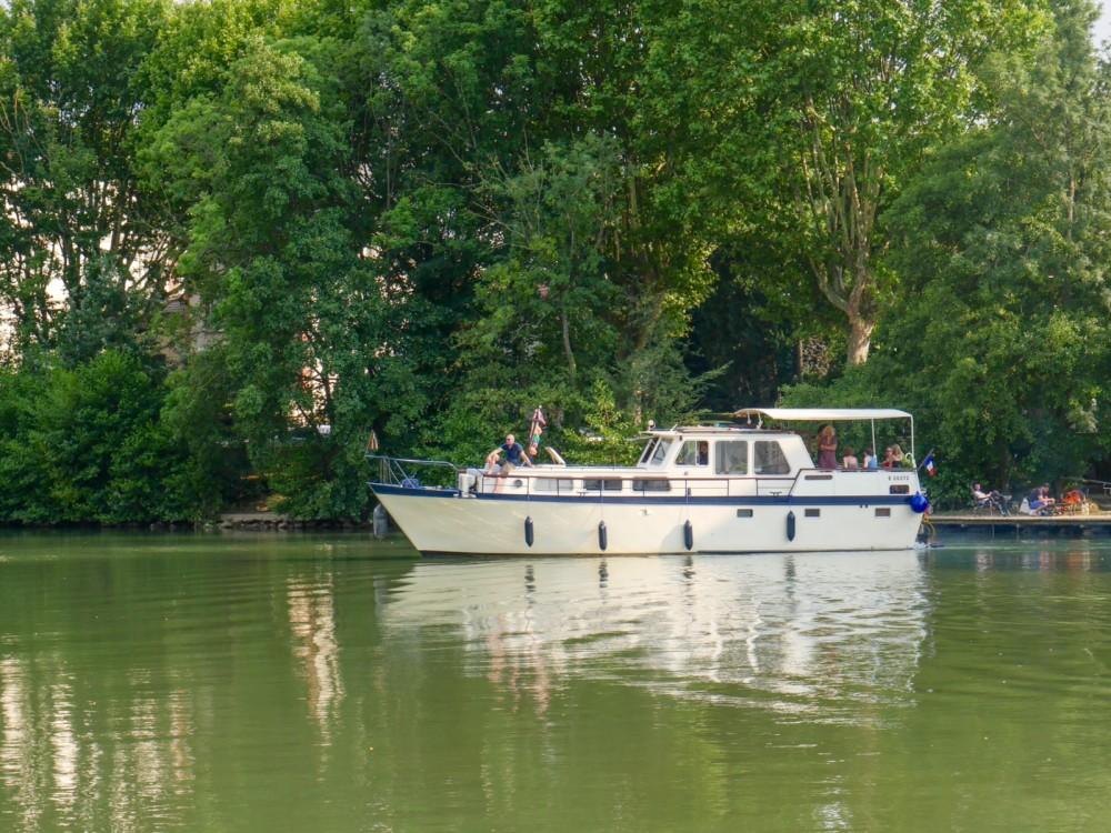 Alquiler Casa flotante en Joinville-le-Pont - Brabant VEDETTE HOLLANDAISE