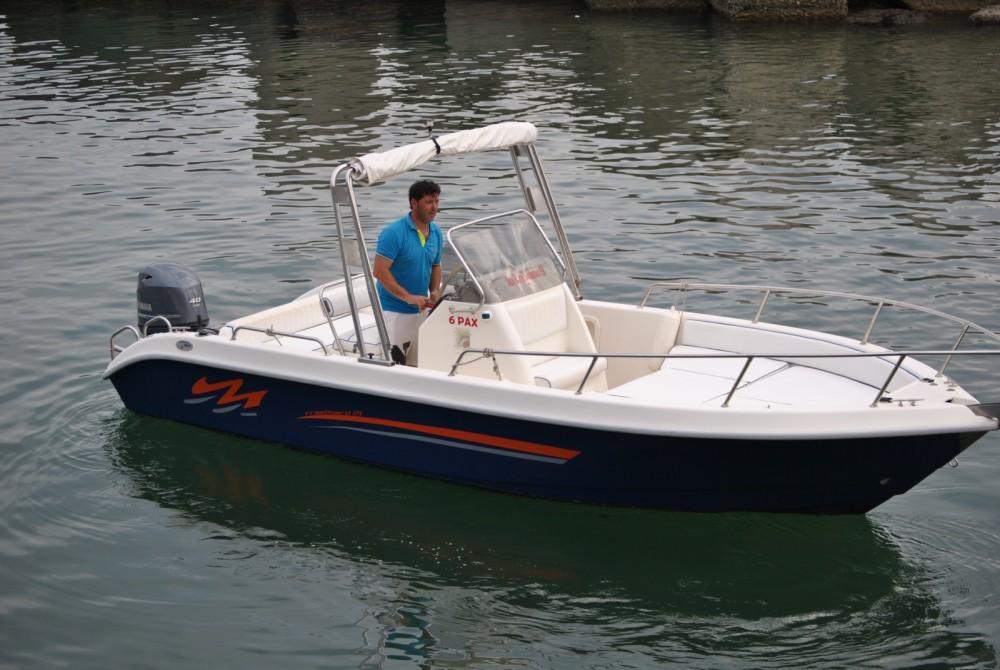 Rental Motor boat in Salerno - Terminal Boat Terminal Boat 21