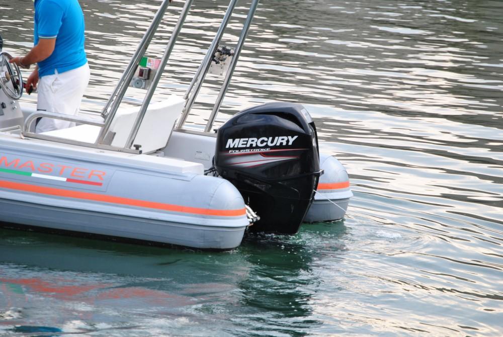 Boat rental Master Gommoni Master Magnum 20 in Salerno on Samboat