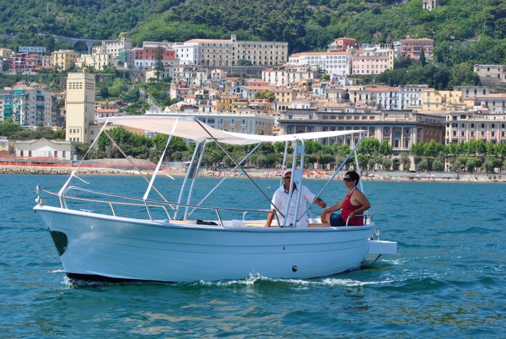 Rental yacht Salerno - Gozzo Partenope Gozzo Partenope 21 on SamBoat