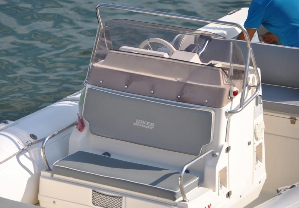 Huur Rubberboot met of zonder schipper Joker Boat in Salerno
