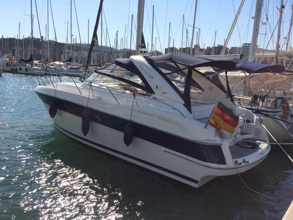 Motor boat for rent Marina Naviera Balear at the best price