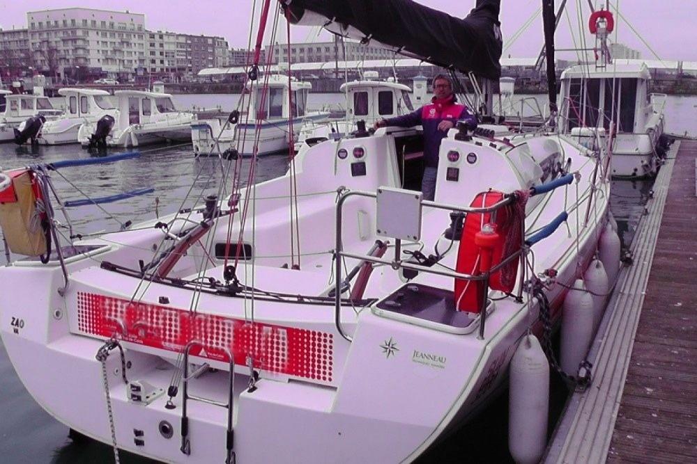 Alquiler de barcos Boulogne-sur-Mer barato de Sun Fast 3200