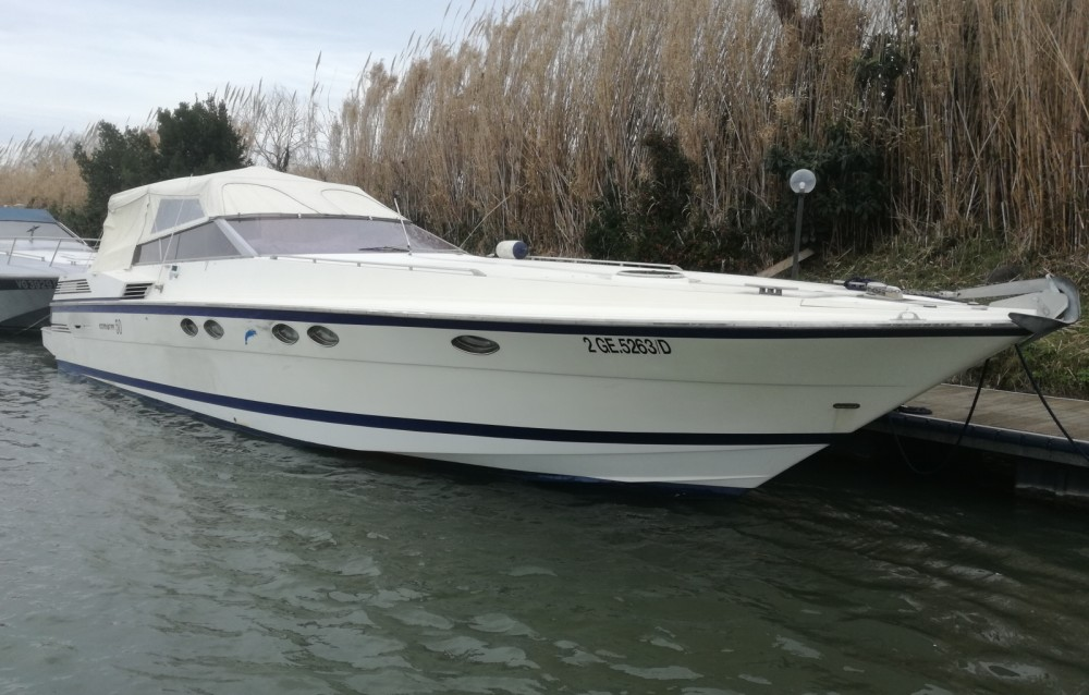 Location Yacht à Fiumicino - Profilmarine Cherokee 50