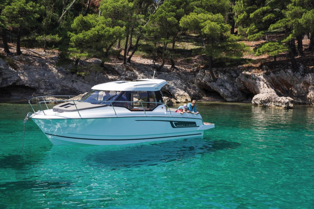 Motorboot mieten in Cavtat - Jeanneau Merry Fisher 795