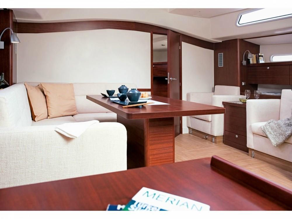 Noleggio Barca a vela con o senza skipper Hanse Castiglioncello