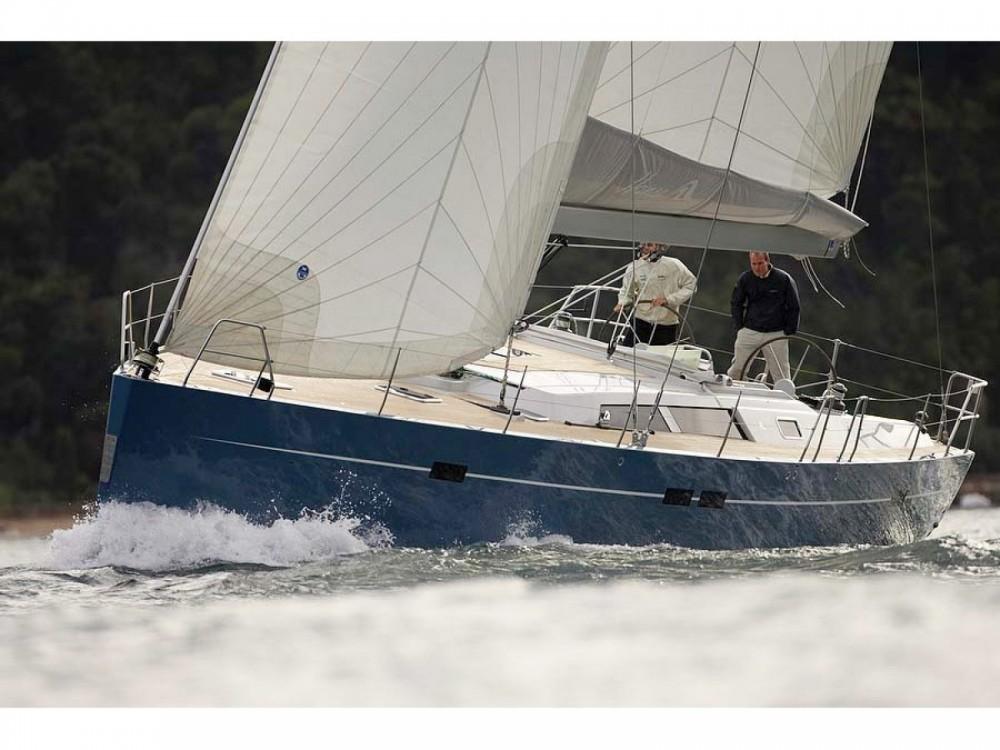 Rental yacht Castiglioncello - Hanse Hanse 540 on SamBoat