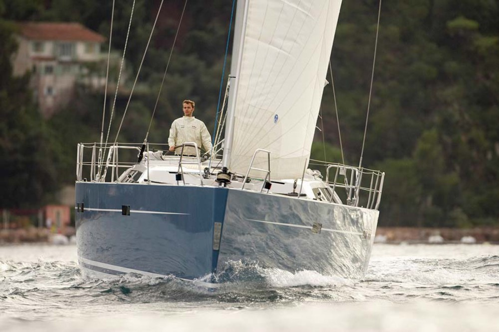 Rental Sailboat in Castiglioncello - Hanse Hanse 540