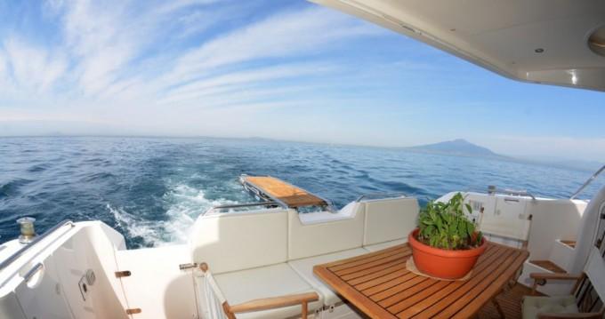 Location yacht à Sorrento - Fairline Squadron 59 sur SamBoat