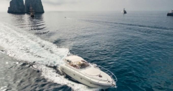 Louer Bateau à moteur avec ou sans skipper Raffaelli à Seiano
