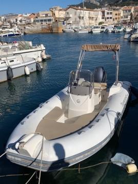 Location bateau Capelli Tempest 600 à Marseille sur Samboat