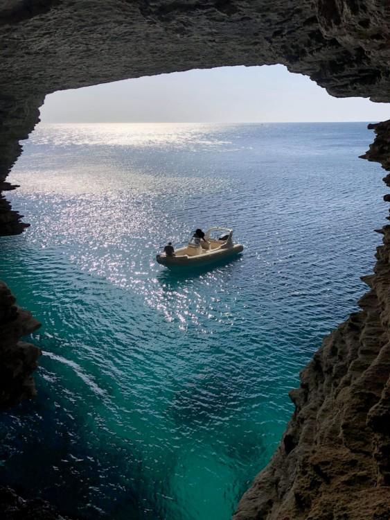 Location Semi-rigide à Bonifacio - Aga Marine Aga Marine 640 Spirit