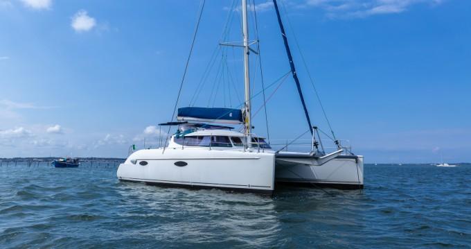 Location Catamaran à Arcachon - Fountaine Pajot Lavezzi 40