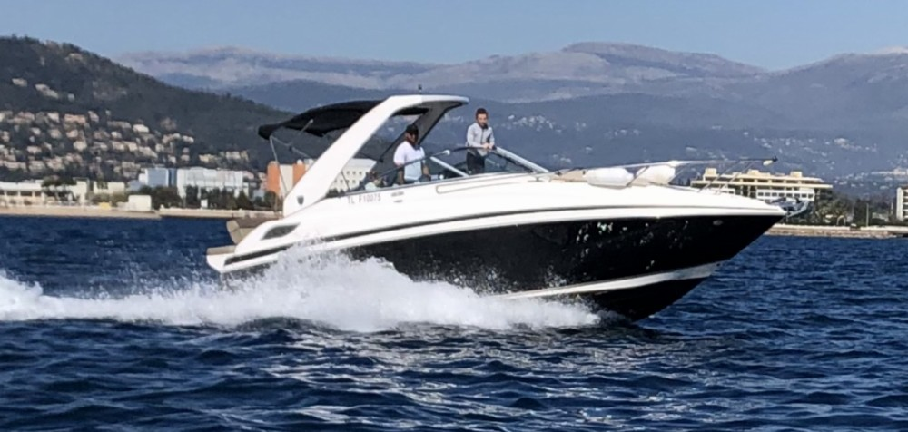 Boat rental Mandelieu-la-Napoule cheap 28 Express