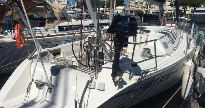 Bootsverleih Bénéteau First 35 S5 Ajaccio Samboat
