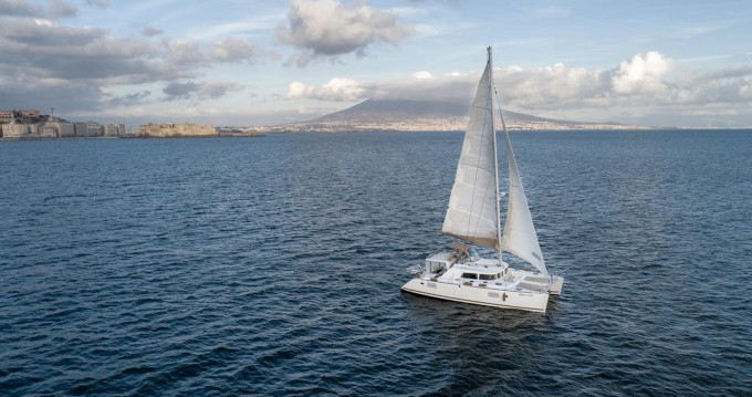 Location Catamaran à Naples - Lagoon Lagoon 440