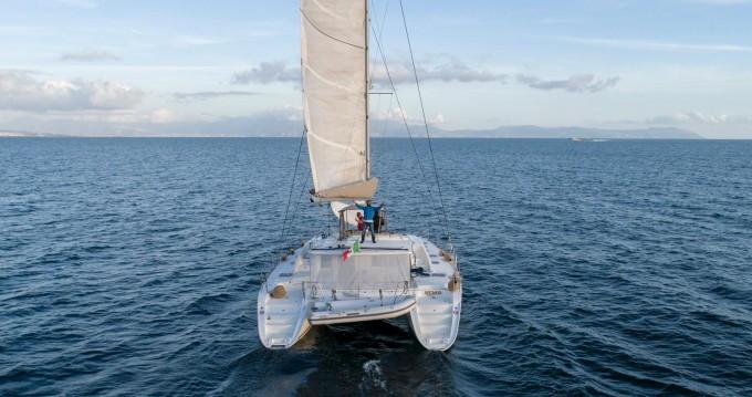 Location Catamaran à Naples - Lagoon Lagoon 44