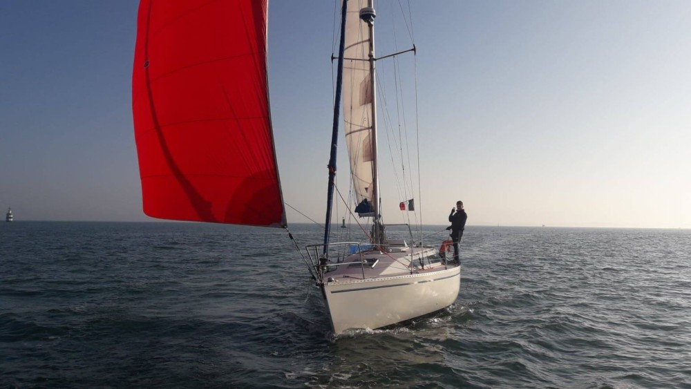 Gibert Marine Gib Sea 92 entre particuliers et professionnel à Lorient