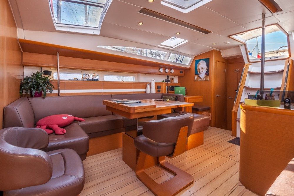 Alquiler de yate Le Grau-du-Roi - Jeanneau Jeanneau 53 en SamBoat
