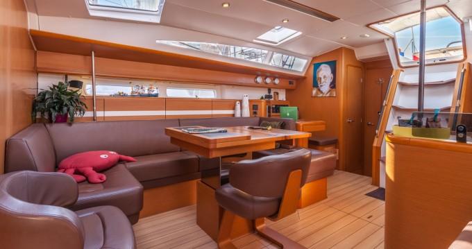 noleggio Barca a vela Le Grau-du-Roi - Jeanneau Jeanneau 53