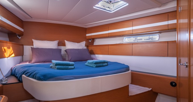 Noleggio yacht Le Grau-du-Roi - Jeanneau Jeanneau 53 su SamBoat