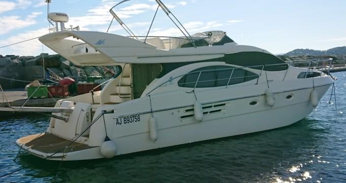 Location yacht à Cap-d'Ail - Azimut Azimut 46 Fly sur SamBoat