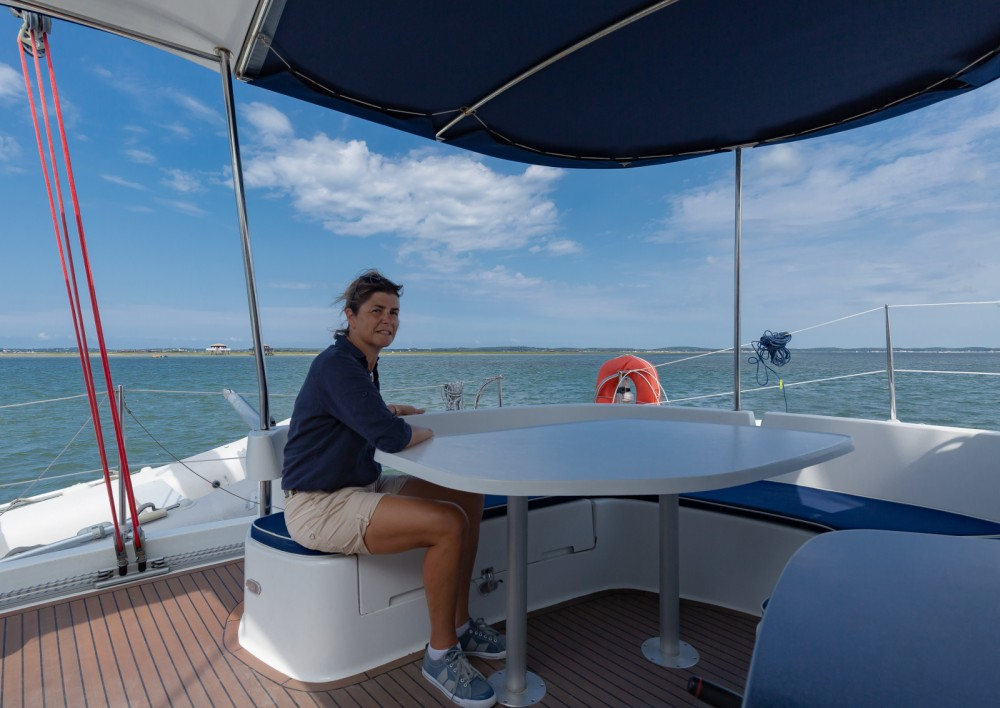 Rent a Fountaine Pajot Lavezzi 40 Arcachon