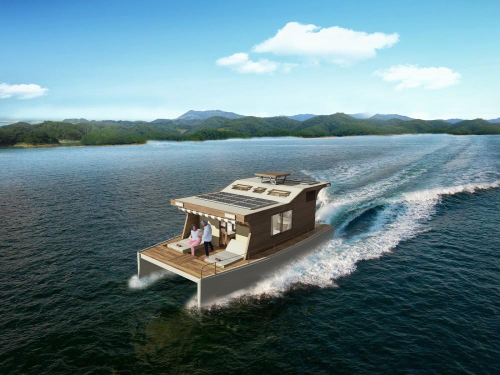Catamaran à louer à Indonésie au meilleur prix
