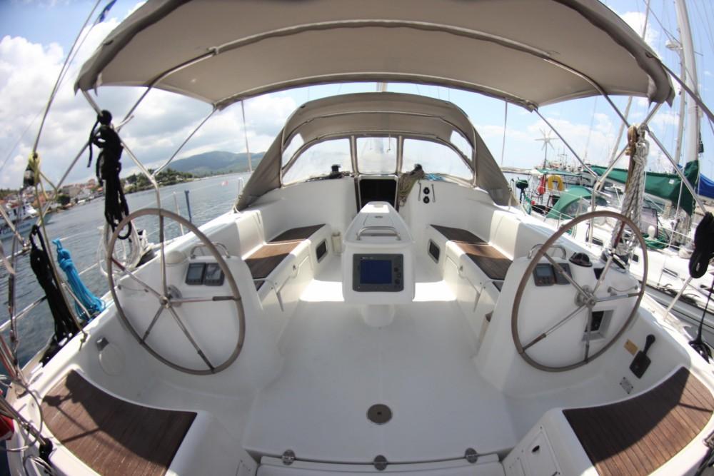 Location yacht à Nikiti - Bénéteau Cyclades 50.5 sur SamBoat