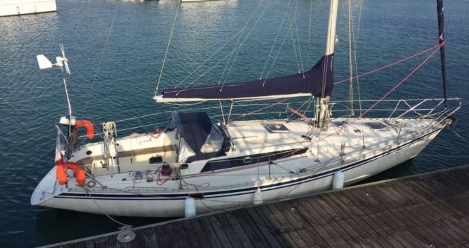 Location bateau La Rochelle pas cher Sun Fizz