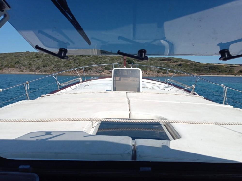 Boat rental Maó cheap Menorquin Yachts 150 Fly