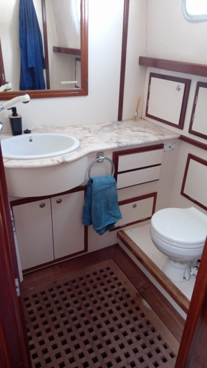 Bootverhuur Maó goedkoop Menorquin Yachts 150 Fly
