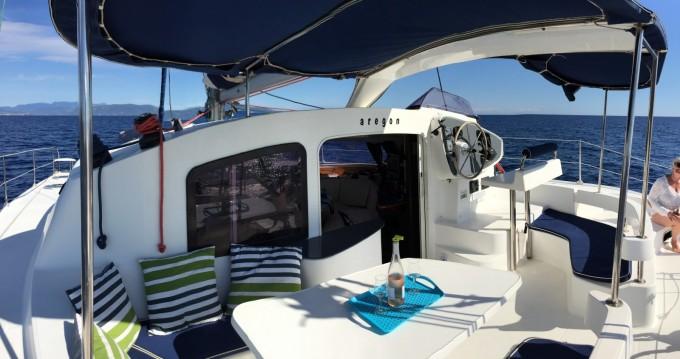Location Catamaran à Canet-en-Roussillon - Fountaine Pajot Lavezzi 40