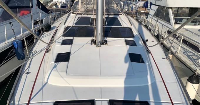 Location yacht à Cogolin - Dufour Dufour 512 Grand Large sur SamBoat