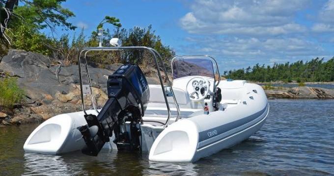 Grand Boats Silver Line S470NL entre particuliers et professionnel à l'Estartit