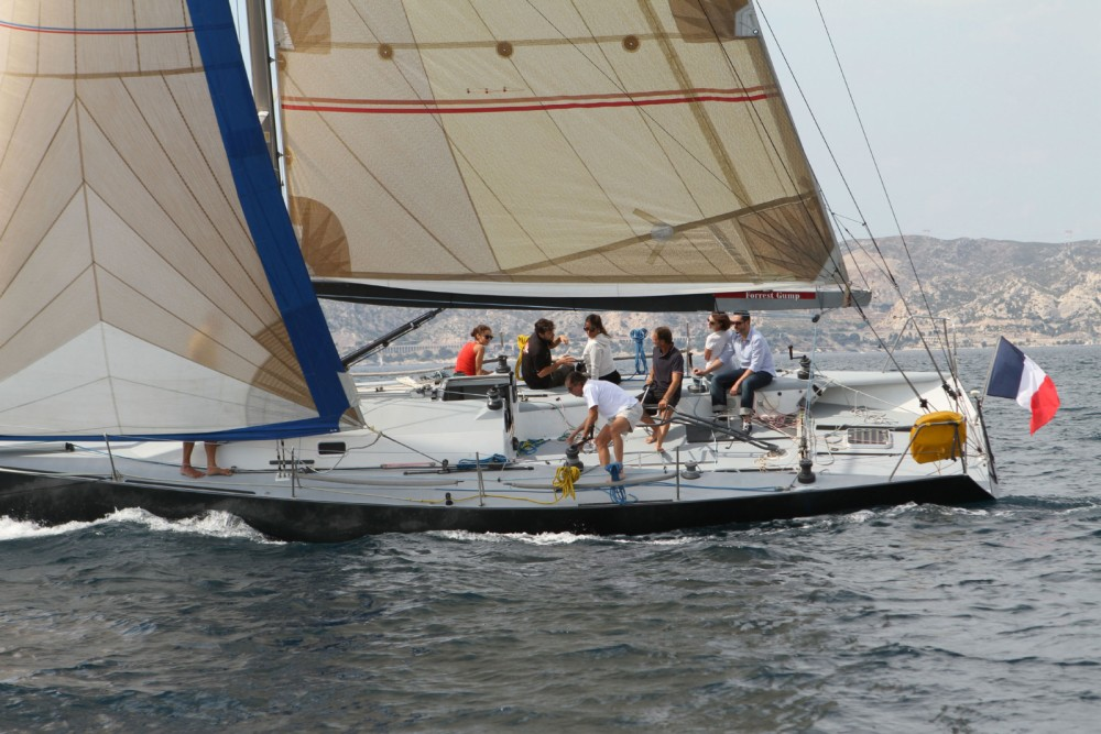 Boat rental Marseille cheap JTA 40