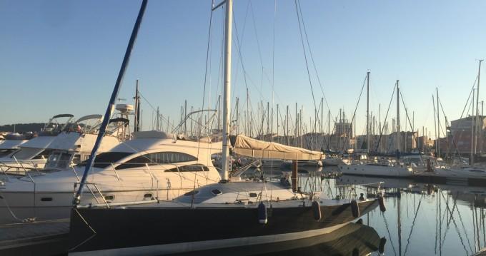 Noleggio yacht Marsiglia - Jeanneau JTA 40 su SamBoat