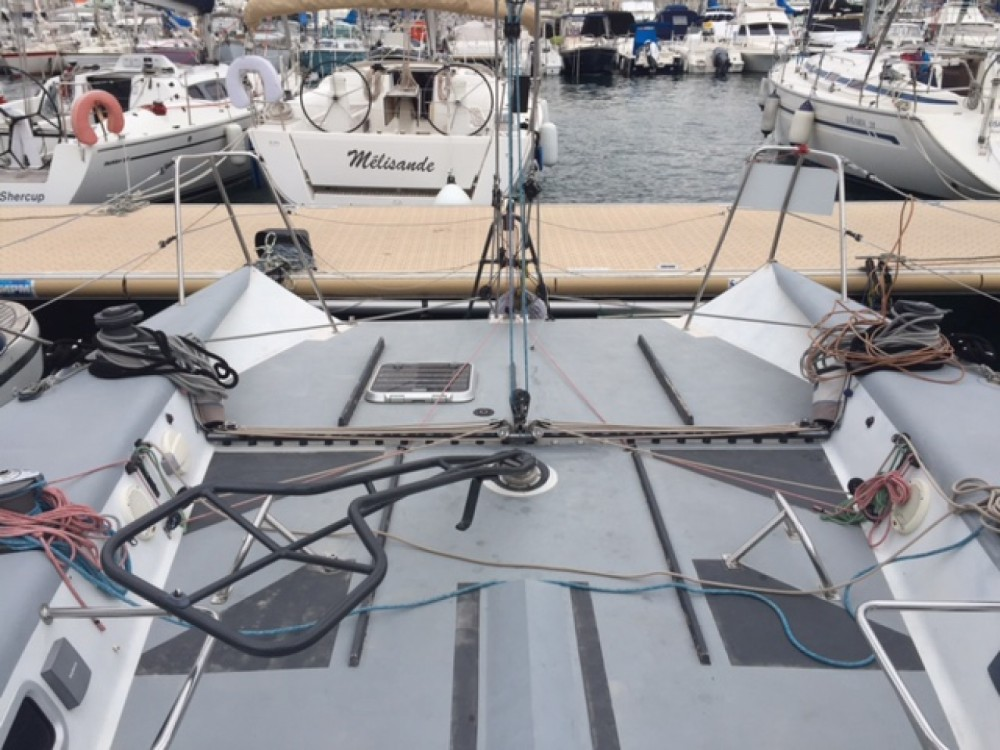 Rental Sailboat in Marseille - Jeanneau JTA 40