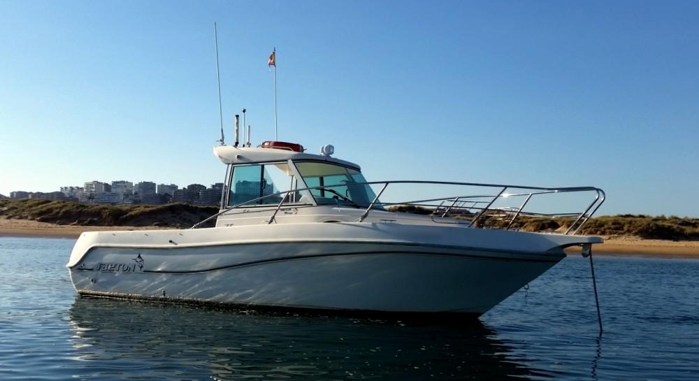 Location bateau Maliaño pas cher 730 MORAGA