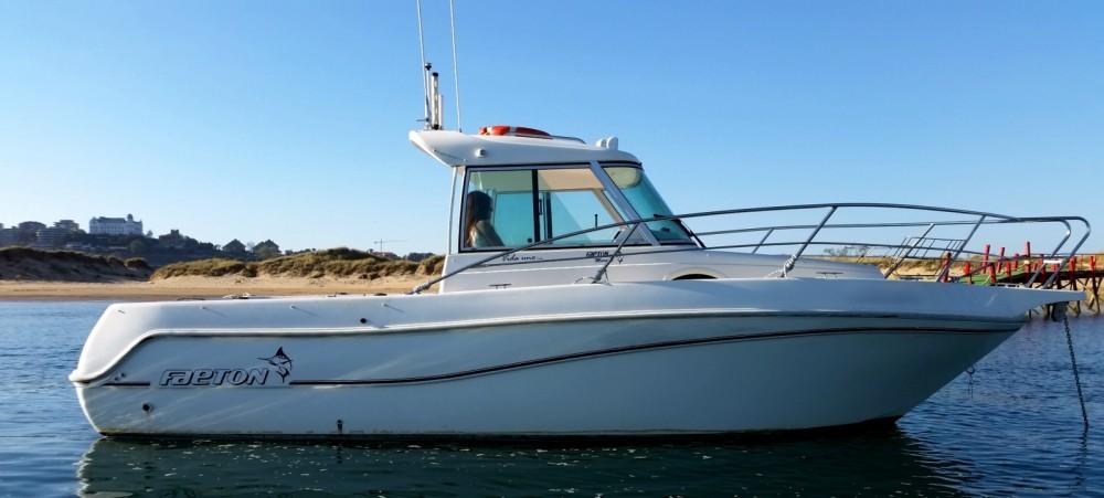 Location bateau Faeton 730 MORAGA à Maliaño sur Samboat