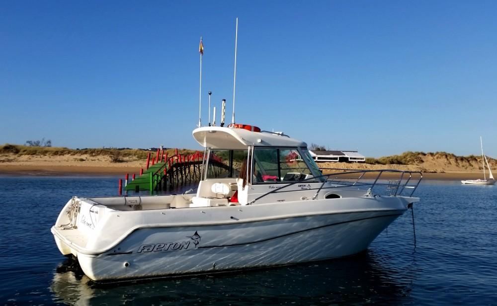 Location yacht à Maliaño - Faeton 730 MORAGA sur SamBoat