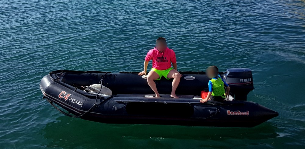 Location bateau Santander pas cher C4