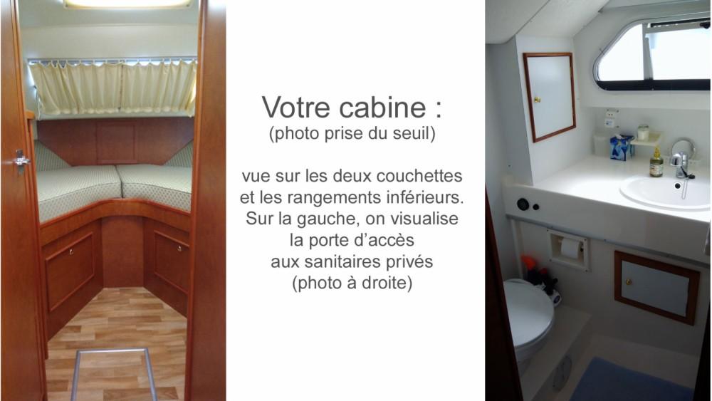 Péniche à louer à Chalon-sur-Saône au meilleur prix