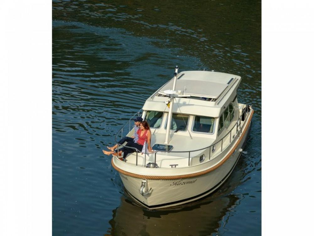 Louer Bateau à moteur avec ou sans skipper Linssen à BWSV Beernem