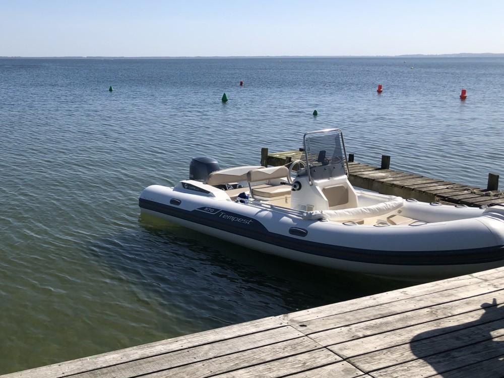 Location yacht à Arcachon - Capelli Tempest 570 sur SamBoat
