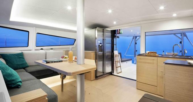 Location Catamaran à Annapolis - Catana Bali 4.5