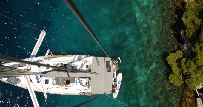 Voilier à louer à Isole Tremiti au meilleur prix