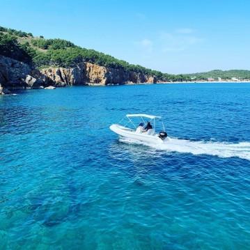 Grand Boats 470 entre particuliers et professionnel à Torroella de Montgrí
