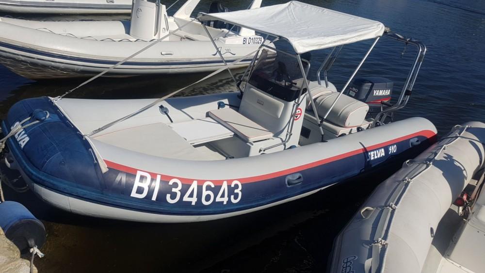 Location bateau Saint-Florent pas cher Selva 510