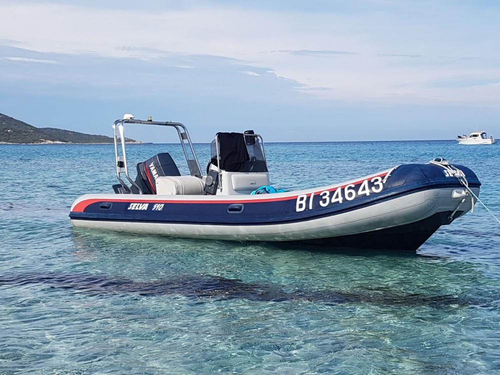 Verhuur Rubberboot in Saint-Florent - Selva Selva 510
